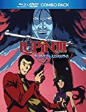 Lupin the 3rd: Island of Assassins Blu Ray DVD Combo [Blu-ray]