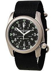 Bertucci A-4T Black Dial Men's Watch #13409