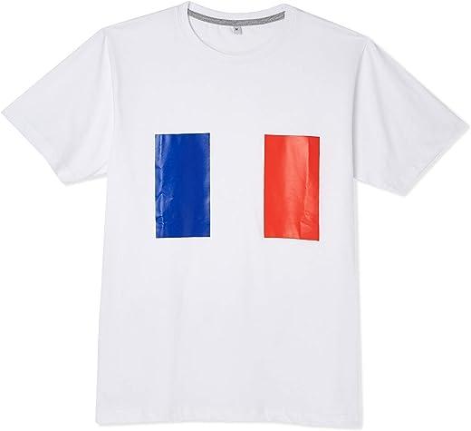 فرنسا كرة القدم تي شيرت رياضة بلوزة رياضة -رجال