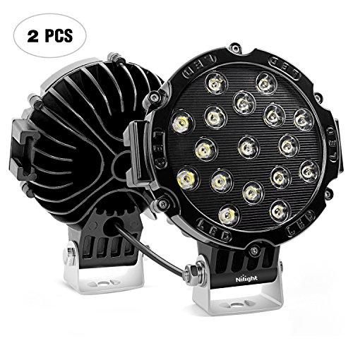 6 Round Led Fog Lights in US - 6