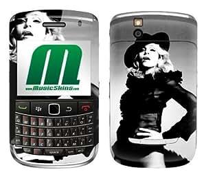 MusicSkins, MS-MD10139, Madonna - Vogue, BlackBerry Bold (9650), Skin