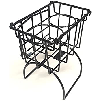 Amazon Com West Coast Metric Wire Cup Holder Amp Basket For