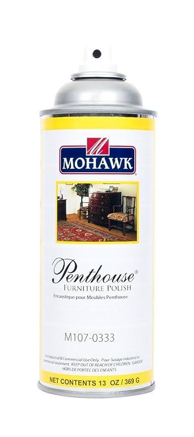 Mohawk U0026quot;Penthouseu0026quot; Furniture Polish