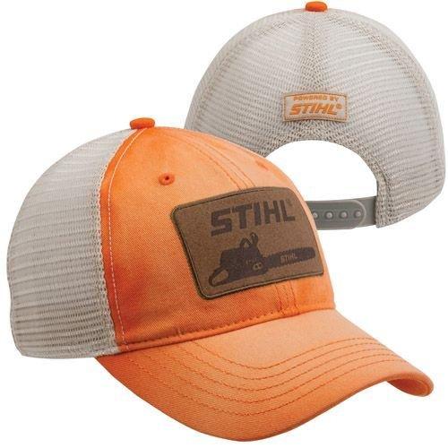 akc-stihl-washed-orange-twill-and-mesh-hat-capchainsaw-stihl-patchnice