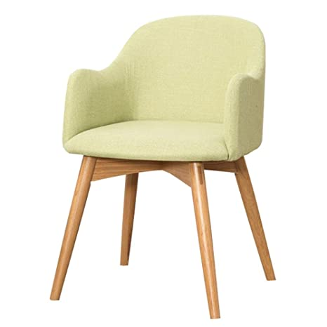 Amazon.com - LJFYXZ Modern Design Dining Chairs Oak ...