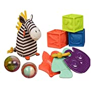 B. Baby - WEE B. READY - Baby's Very First Toys to Stimulate His Senses