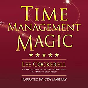 Time Management Magic Audiobook