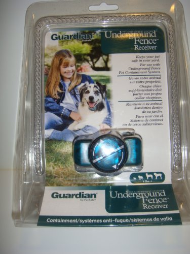 Guardian By Petsafe Underground Fence Receiver Containment