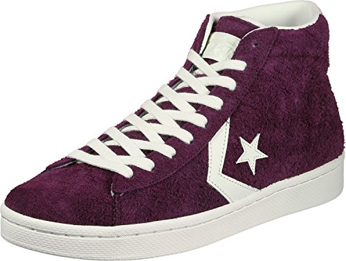 Altas Leather Unisex Mid Converse Pro Adulto Zapatillas Morado 1qBwa158In