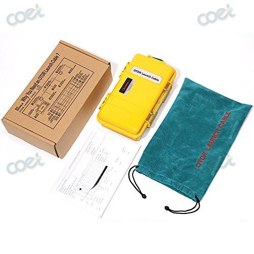 Singlemode fiber optic patch jump cable box,OTDR Launch cable box 500 meter (SC-UPC/SC-UPC)