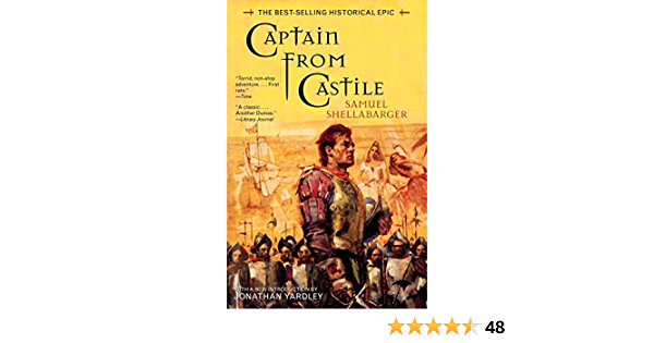Captain From Castile: The Best-Selling Historical Epic ...