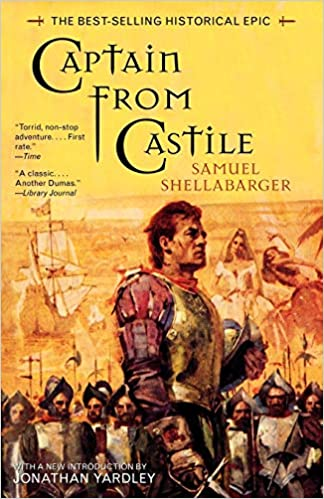 Captain From Castile: The Best-Selling Historical Epic: Amazon ...