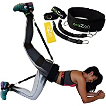 Booty Fitness Belt - The Only Bootie Belt That is Upgradeable   Three Adjustable Levels of Resistance   Ideal Band for Lift & Tone Your Perfect Butt   Fast Visible Result from Daily Short Exercise