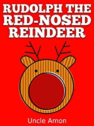 Children's Book: Rudolph the Red Nose Reindeer: Christmas Bedtime Stories, Christmas Jokes for Beginning Readers, and Christmas Coloring Book! (Christmas Books for Children) (English Edition)