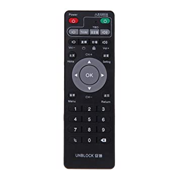 Brilcon - Amplificador de Potencia infrarrojo para TV Ubox Smart ...