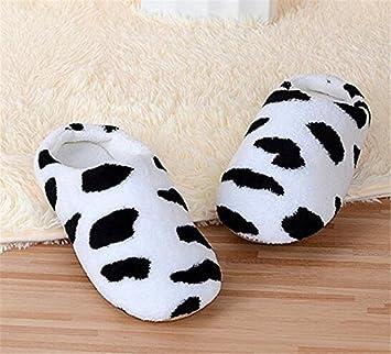 f60a9d2c Jingyuu Zapatos para mujer Zapatillas de Estar por casa para Mujer 35-36