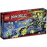 LEGO (LEGO) Ninja Go ghost buggy 70730