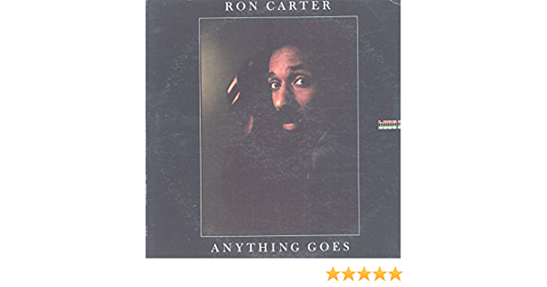 Ron Carter - Anything Goes - Kudu - KU-25 S1