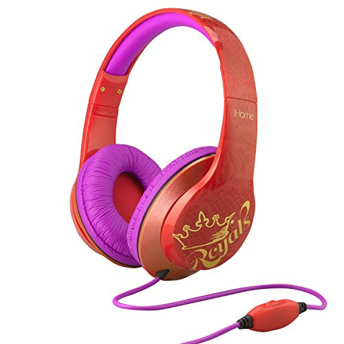 Ever After High Over-the-Ear Headphones with Volume Control, Mi-M40EA.FX]()