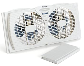 Holmes Dual-Blade Twin Window Fan