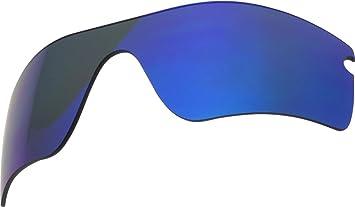 Ersatz-Objektive für Oakley Radar Path Sonnenbrille, Light Blue Mirror Vented