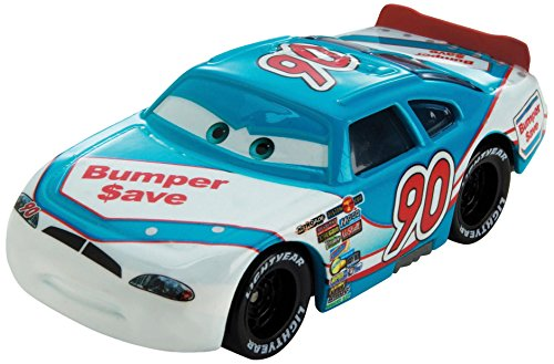 Disney Cars Piston Cup Ponchy 1:55 Diecast Car #3/18 ()