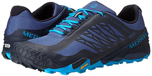 8448276a561 Merrell Men s All Out Terra Ice Waterproof Trail Running Shoe - Import ...