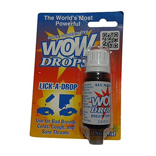 Wow Drops, 0.338 Ounce