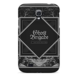 TimeaJoyce Samsung Galaxy S4 Perfect Hard Phone Case Provide Private Custom Beautiful Machine Head Band Image [SLr13216NBGm]