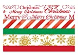 Best Paper Christmas - Printed Christmas Tissue Paper - 102 Sheet Pack Review