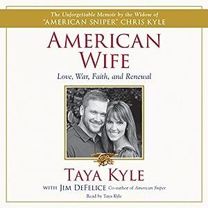 American Wife Hörbuch
