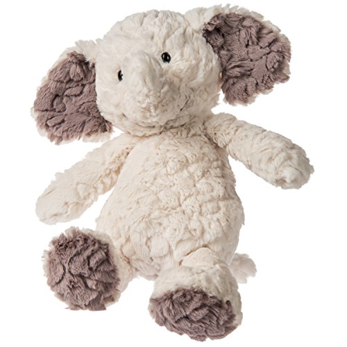 Mary Meyer Putty Elephant Soft Toy, Cream