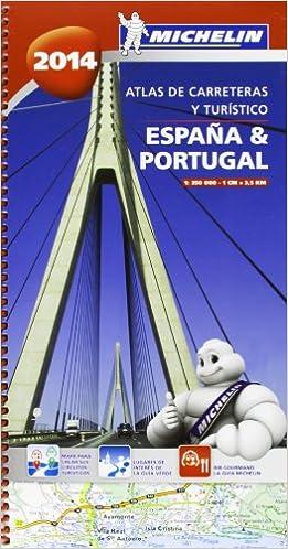 Atlas De Carreteras Y Turístico 2015. España & Portugal
