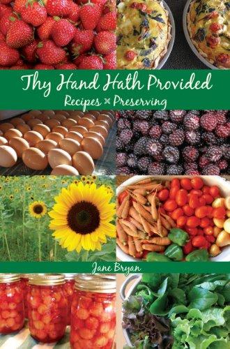 Thy Hand Hath Provided by Jane Bryan
