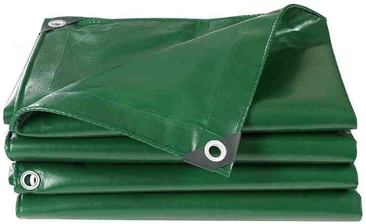 QFFL Lona de Protección, Lona de jardín, Lona Impermeable for usos múltiples al Aire Libre for la construcción de camionetas Que cultivan Lonas Anti-UV, tamaño 13 Opcional Lona (Size : 5x5m): Amazon.es: