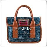 Nicole Lee Patricia Croco Briefcase - Colors Available