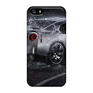 YSjyvZg6272uydSl Beautiful Nissan Gt R Fashion Tpu 5/5s Case Cover For Iphone