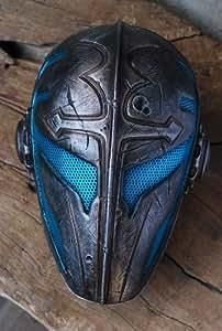 Cactus Hobbies Templar Mask Blue (máscara/ careta)