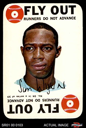 1968 Topps Game # 24 Jim Wynn Houston Astros (Baseball Card) Dean's Cards 6 - EX/MT - Topps Game 1968