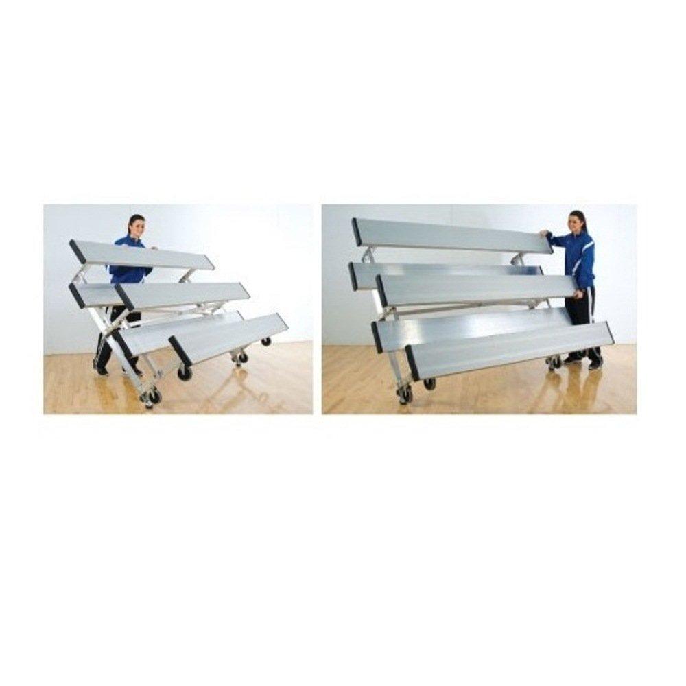2 Rowtip N ' Roll Bleacher ( 10-seat、8-feet B000VSA3QM