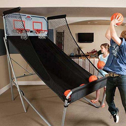 Lifetime Basketball Double Shot Arcade System