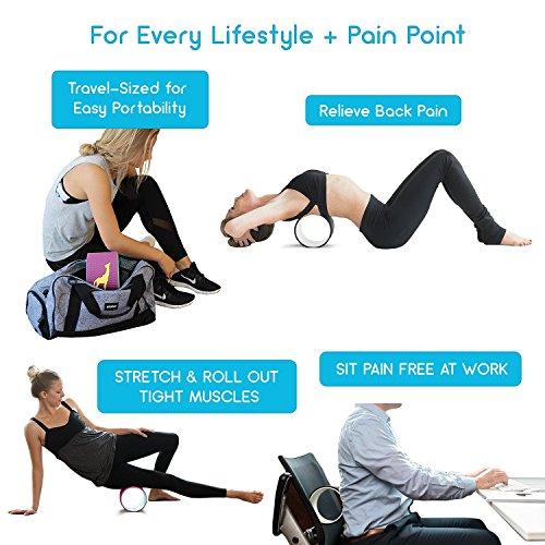 Cuerpo Yoga rueda - perfecto Yoga rueda para todas las ...
