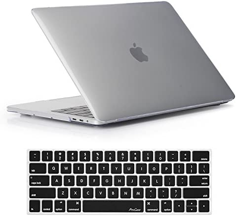 ProCase MacBook Release Keyboard Crystal