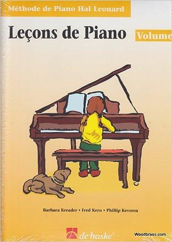 Méthode piano Hal