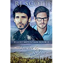 The Teacher and the Soldier (Ellery Mountain Book 2)