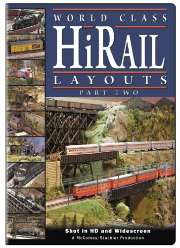 (Hi-Rail Layouts, Part 2)