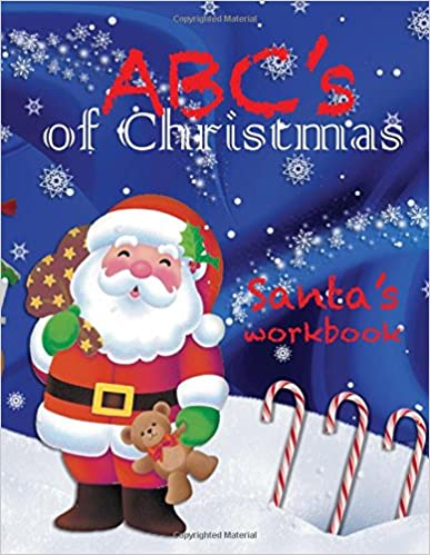 Amazon bøker gratis nedlastingerABC's of Christmas: a practice workbook 1514776413 på norsk PDF FB2 iBook