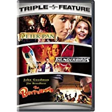 Peter Pan / Thunderbirds / The Borrowers (Triple Feature) (1998)