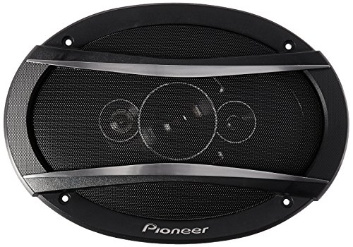 600 Watts Four Way Speakers - 1