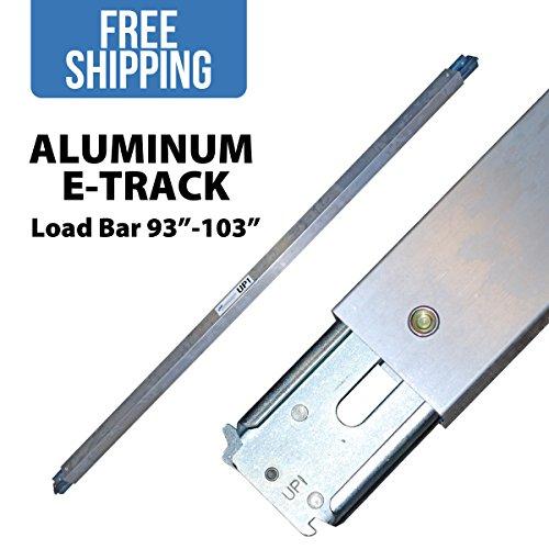 - Aluminum E-Track Load Bar/Shoring Beam 102
